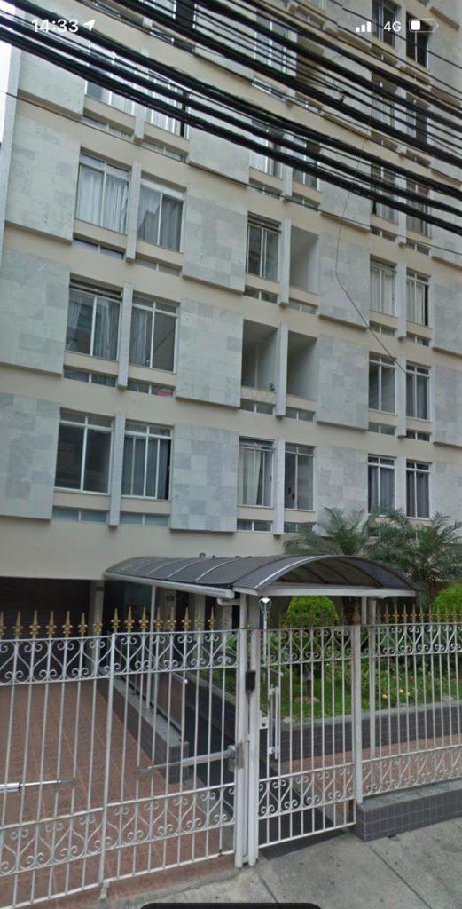 Apartamento Rua Santo Antônio